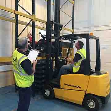 Forklift Training Centre Worthing