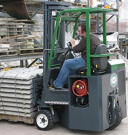 Bi Multi Directional Forklift Training Brighton