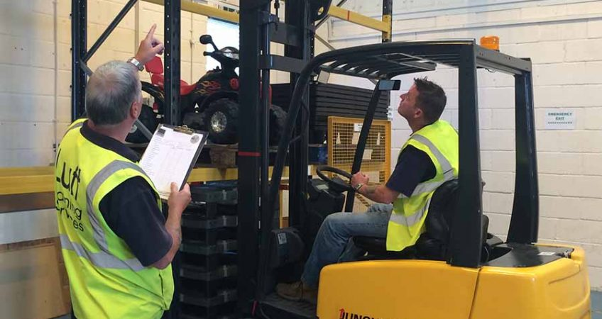 Forklift Training Centre Littlehampton