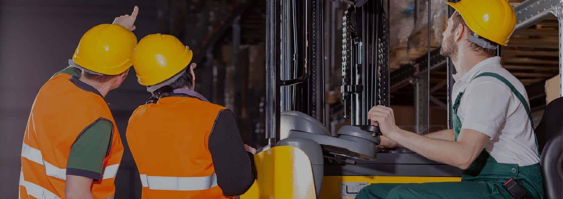 Forklift InstructorTraining Worthing
