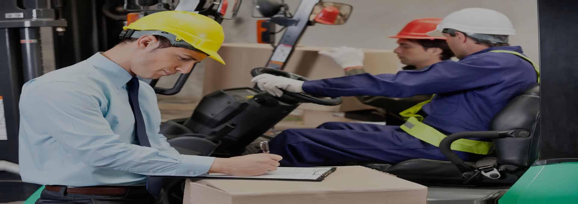 Forklift Training Worthing