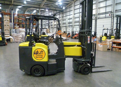 Pivot Steer Forklift Training Worthing