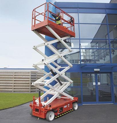 Scizzor Lift Training Brighton