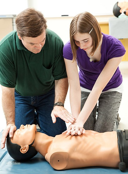 First Aid At Work training Course Worthing
